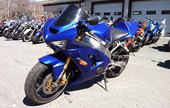 Used custom motorcycles at Cycle Pros, Bridgewater, MA